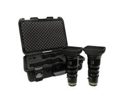 Fujinon MK 18-55mm T2.9 MK 50-135mm T2.9 Sony E Mount Cabrio Cinema e Chrosziel