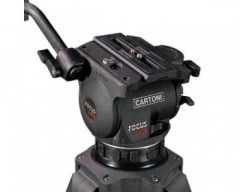 Cartoni Testa fluida FOCUS HD-H529