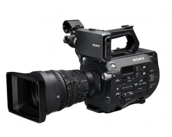 Sony PXW-FS7K (PXWFS7K) 4K Super 35mm con Lente Zoom