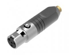 Deity Microphones DA4 Microdot to TA4F Adapter