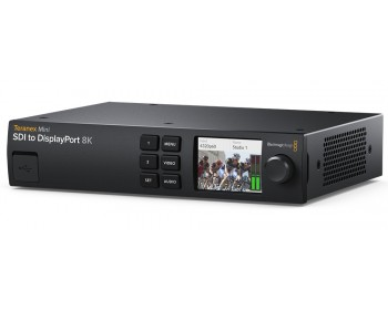 Blackmagic Design Teranex Mini SDI a DisplayPort 8K HDR
