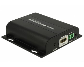 Delock HDMI Receiver for Video over IP HDBitT