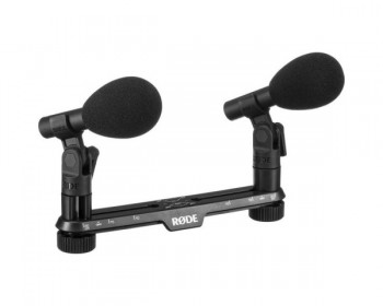 Rode TF-5 MP Cardioid Condenser Microphones with Stereo Mount (Black, Matched Pair)