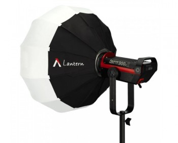 Aputure Lantern Softbox with diffusion ball for 360 ° light distribution