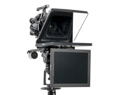 """ikan Professional High-Bright Teleprompter with Talent Monitor Kit (17"""")"""