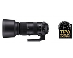 Sigma Obiettivo 60-600mm-F/4.5-6.3(S) DG OS HSM AF, attacco CANON