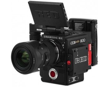 RED DSMC2 Digital Cinematography Camera with DRAGON-X 5K S35 Sensor