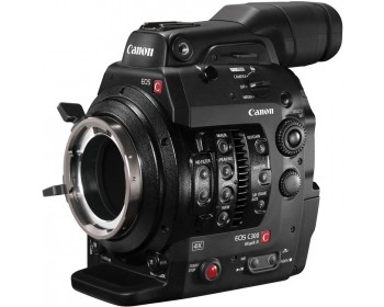 Canon Cinema EOS C300 Mark II Camcorder Body (PL Lens Mount )