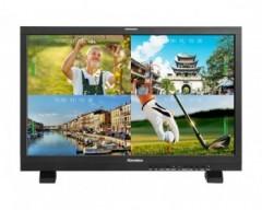 """Konvision KQM-2461W 24"""" 24"""" FHD Quad-Split LCD Monitor"""