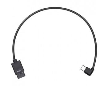 DJI Ronin-S Multi-Camera Control Cable (USB Type-C)