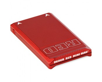 RED MINI-MAG 950GB up to 300 MB/s Write Speed