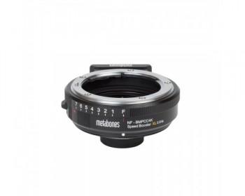 Metabones Nikon G Lens to BMPCC4K Speed Booster XL 0.64x