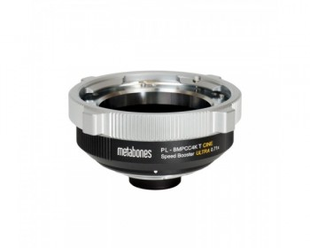 Metabones ARRI PL Lens to BMPCC4K T CINE Speed Booster ULTRA 0.71x