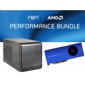 Sonnet Radeon Pro WX 9100 Graphics Card Kit with Sonnet eGFX Breakaway Box with 650W Power Supply