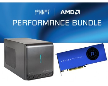 Sonnet eGFX Breakaway Box 650 + AMD Radeon Pro WX8200 Bundle