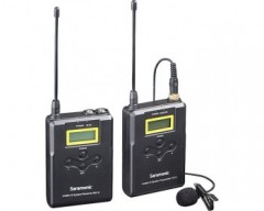 Saramonic UwMic15 Camera-Mount Wireless UHF Omni Lavalier Microphone System