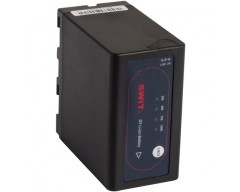 SWIT S-8972 7.2V, 47Wh Replacement Lithium-Ion DV Battery with DC Output for Sony L-Series Batteries