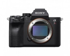 Sony A7R IV 61MP Full Frame 4K Mirrorless Camera - Body Only