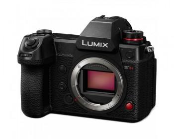 Panasonic Lumix S1H 6K/24P Full-Frame Mirrorless Camera - Body Only