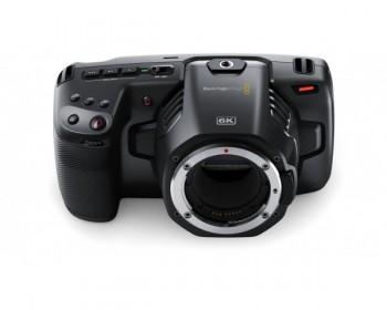 Noleggio / Blackmagic Design Pocket Cinema Camera 6K (Canon EF)