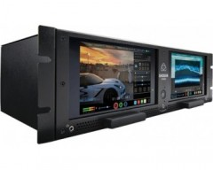 Atomos Shogun Studio II Rackmount 4K Dual Recorder & Monitor (3RU)
