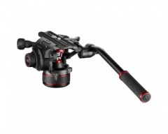 Manfrotto Testa video fluida Nitrotech 612
