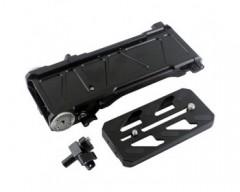 CAME-TV Panasonic AU-EVA1 Base and Adapter Plate