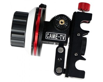 CAME-TV Follow Focus FF-01 With A/B Hard Stops For 15mm Rod