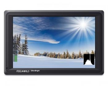 CAME-TV 7 inch Ultra Brightness 2200nit HDMI Field Monitor