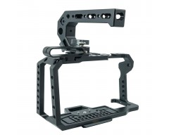 CAME-TV Kit 3 Build Your Own Cage Kit Suitable For BMPCC 4K and 6K Cameras