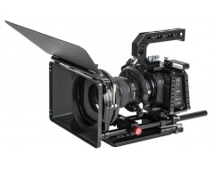 CAME-TV Kit 2 Build Your Own Cage Kit Suitable For BMPCC 4K and 6K Cameras