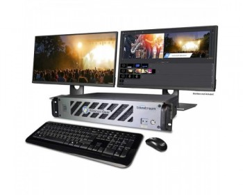 Telestream Wirecast Gear2 310 Live Video Streaming Production System