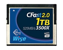 Wise Advanced 1TB CFast 2.0 Memory Card