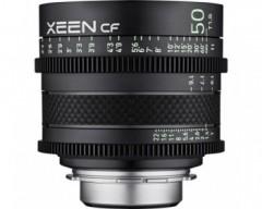 XEEN CF 50mm T1.5 Pro Cine Lens Full Frame