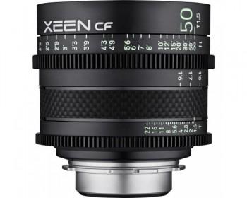 XEEN CF 85mm T1.5 Pro Cine Lens Full Frame