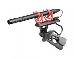 """NTG5 KIT Microfono direzionale a condensatore """"mezzo fucile"""""""