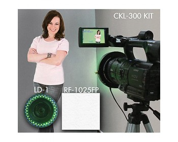 DataVideo CKL-300 (72mm) Chroma Key Set