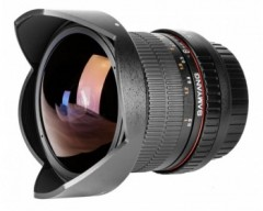 Samyang 8mm f/3.5 Aspherical UMC Fish-eye CS II Sony