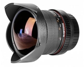 Samyang 8mm f/3.5 Aspherical UMC Fish-eye CS II Sony