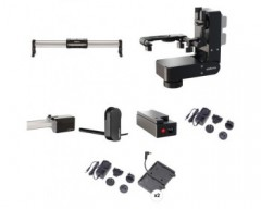 edelkrone Bundle 1 / SliderPLUS PRO Long 63,5 cm with Focus & Laser Modules (NP-F)
