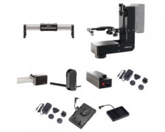 edelkrone Bundle 3 / SliderPLUS PRO Compact 43,18 cm Bundle with Focus & Laser Modules (LP-E6)