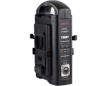 Swit S-3822S 2-Channel Simultaneous Charger