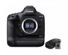 Canon EOS-1D X Mark III DSLR Camera con CFexpress Card