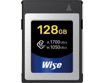 Wise Advanced 128GB CFX-B Series CFexpress Memory Card