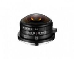 Laowa Venus Optics obiettivo 4mm f/2.8 FishEye MFT