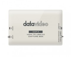 Datavideo CAP-2 HDMI capture interface USB 3.0
