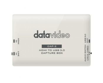Datavideo CAP-2 HDMI capture interface USB 3.0