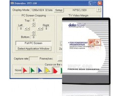 DataVideo PPT-100 VGA to SDI/DV Firewire Presenter Software