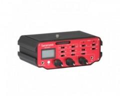 Saramonic Adattatore Audio a due canali AX107 con phantom