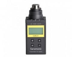 Saramonic Trasmettitore TX-XLR9 per microfono XLR con Phantom 48v